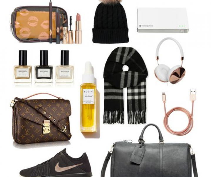 The Diamond Edit No. 1 :: Travel Necessities