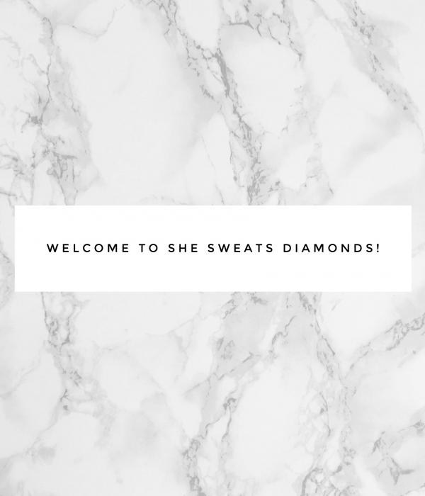 Welcome to She Sweats Diamonds!