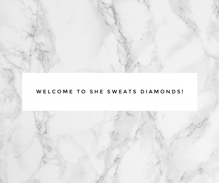 Welcome to She Sweats Diamonds!