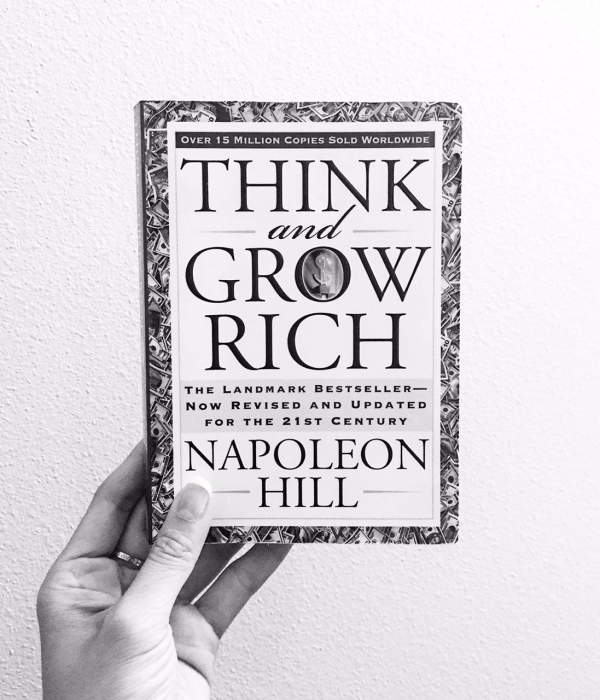 Five Things I Learned From Think & Grow Rich