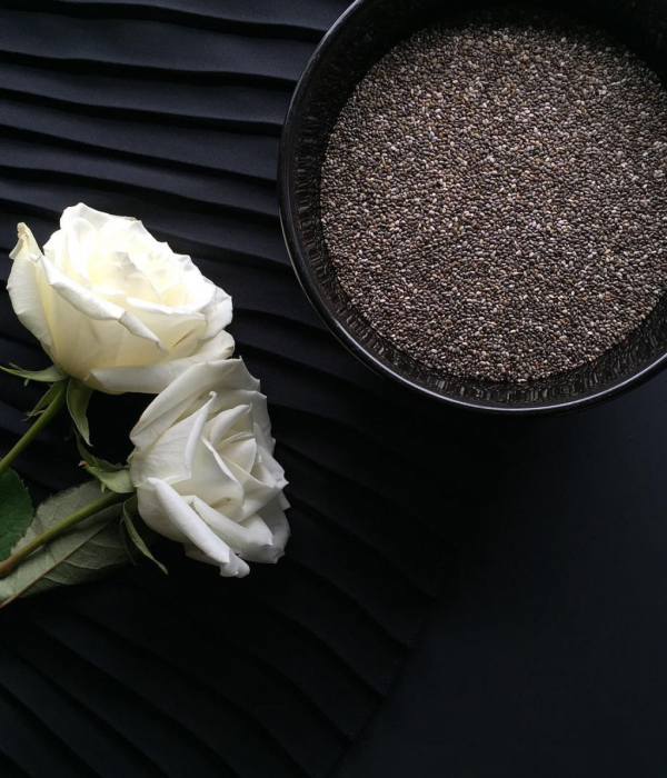 Foodie: 5 Yummy Ways to Use Chia Seeds