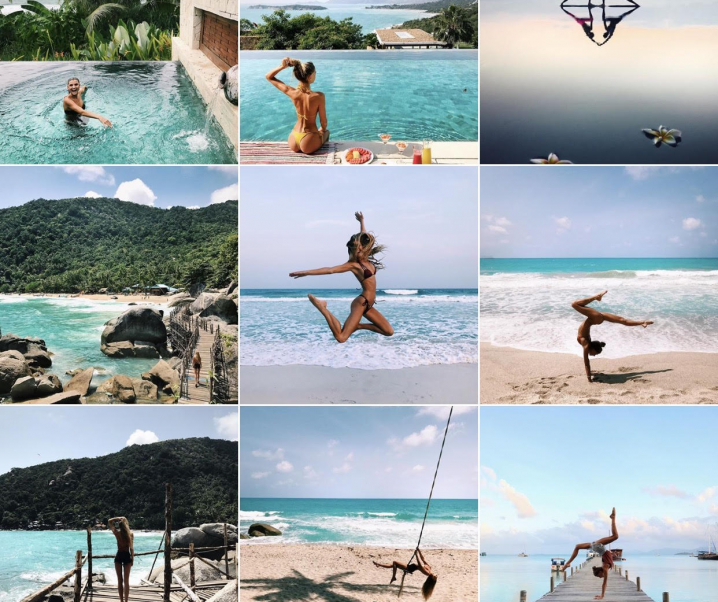 10 Inspirational Fitness Instagram Accounts to Follow