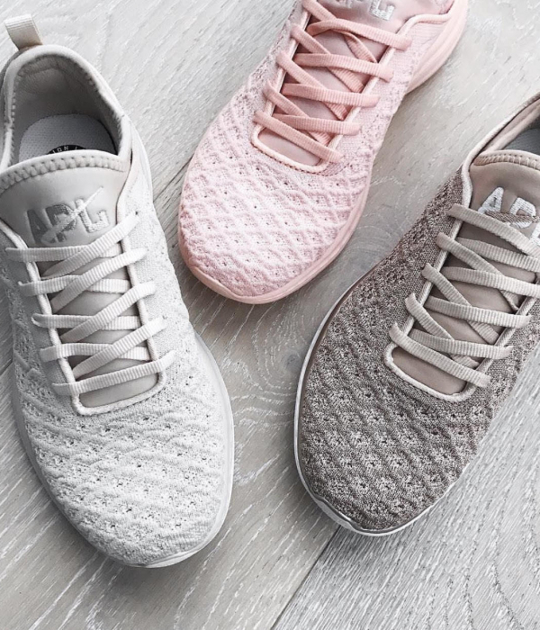 3 Swoon-worthy Workout Shoes