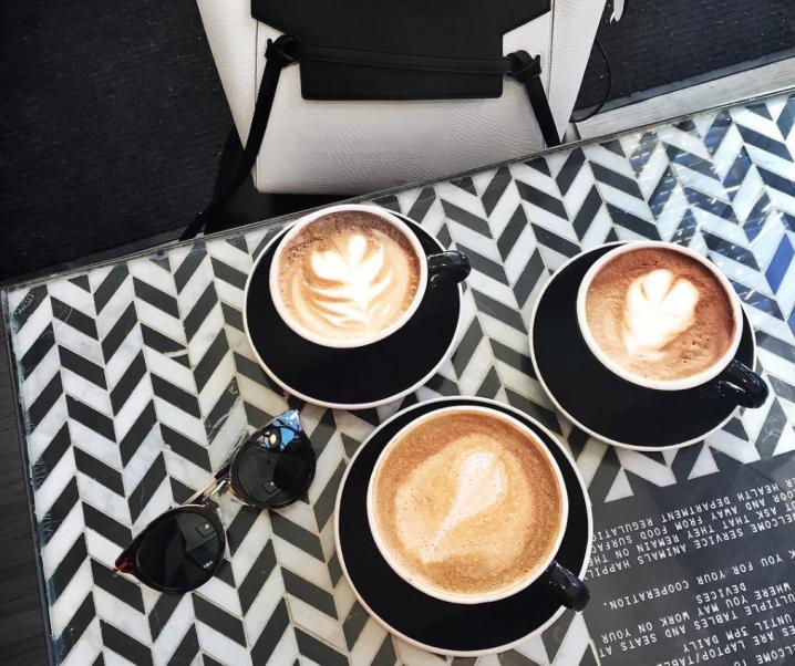 Coffee Date No. 4: Patio Season