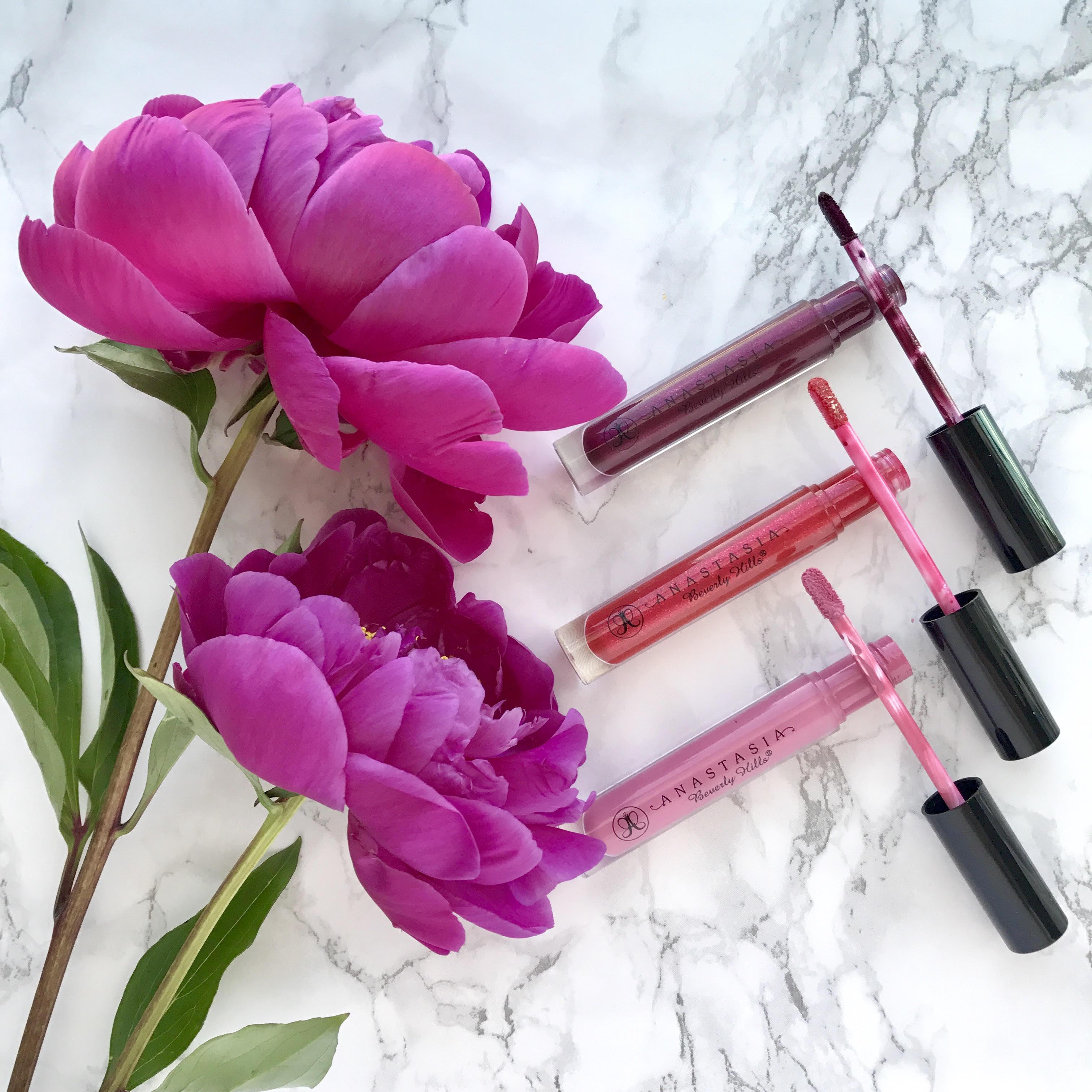 Product Review: Anastasia Beverly Hills Lip Gloss | She Sweats Diamonds