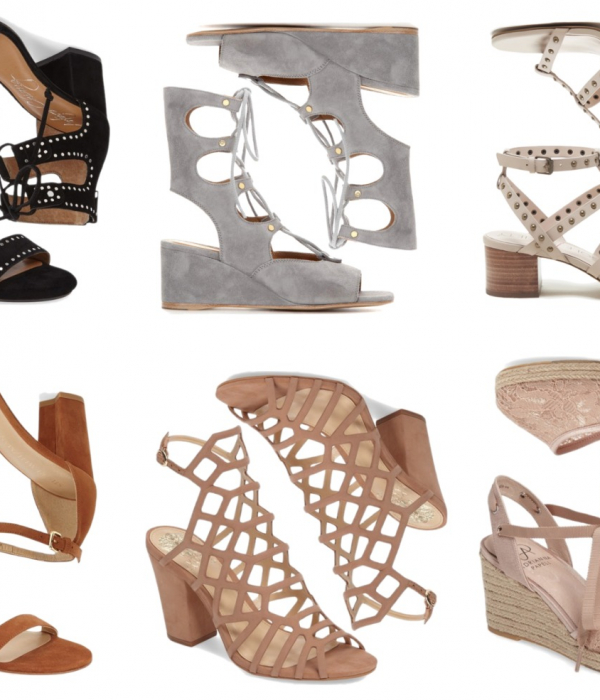 The Diamond Edit No. 8: 6 Low-Heeled Shoes For Summer