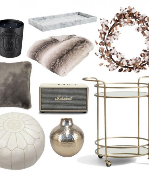 The Diamond Edit No. 11: Fall Home Decor