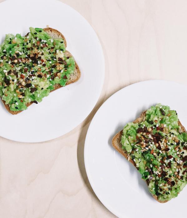 My Favorite Simple Avocado Toast Recipe