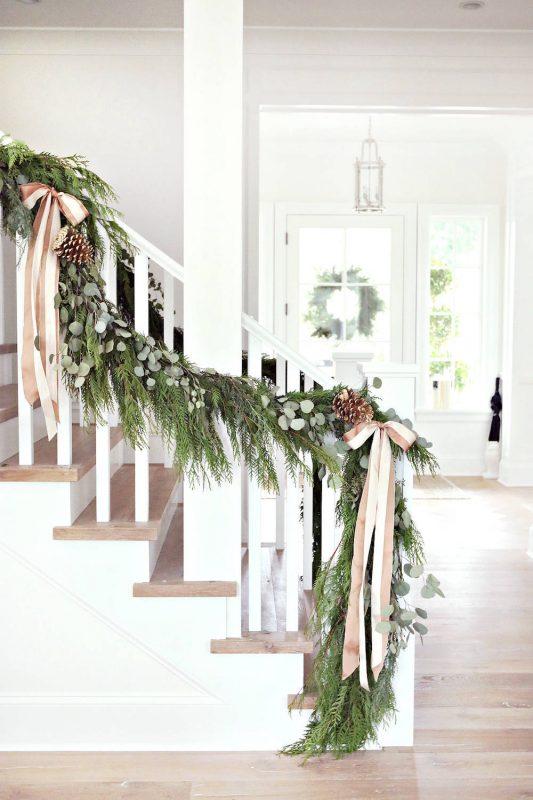 Interior Inspiration: White & Neutral Christmas Decor