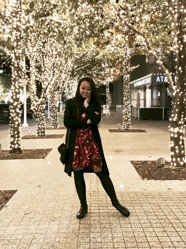 What I Wore to the Ballet: Floral Dress & OTK Boots + Weekend Sales