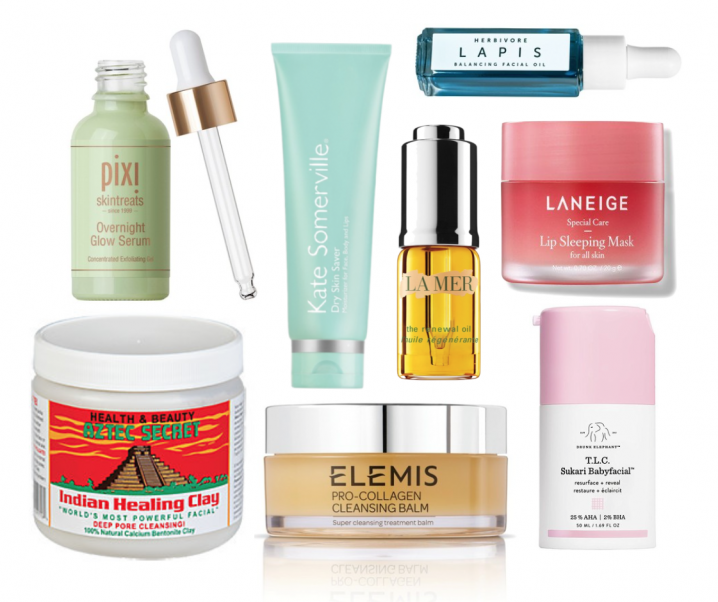 8 Skincare Products Currently On My Radar