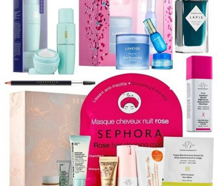 Sephora Spring 2018 Bonus Event: What's In My Shopping Cart