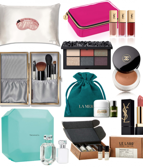 2018 Holiday Gift Guide: Luxury Beauty Lover