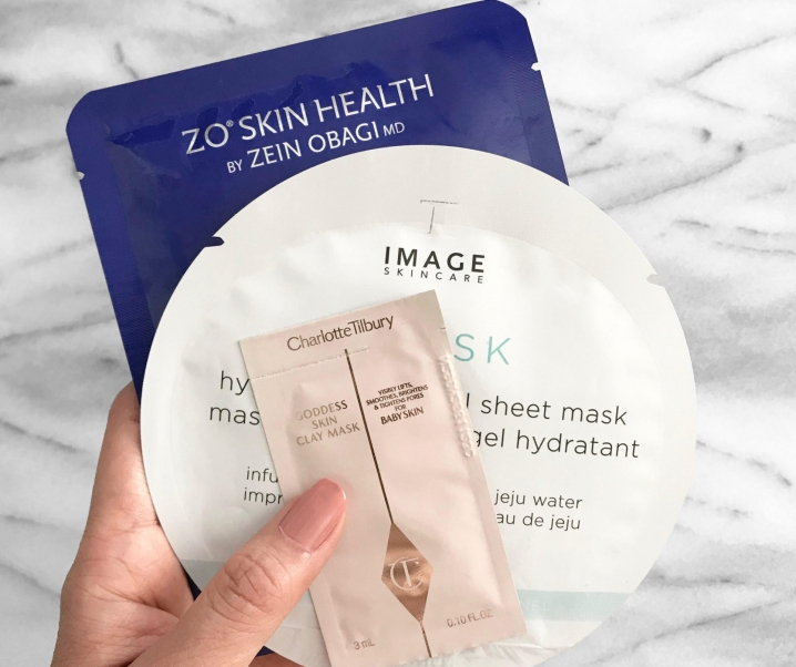 5 Face Masks I'm Trying This Spring