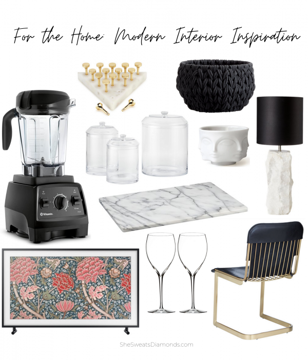 For the Home: Modern Interior Inspiration