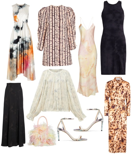 How to Wear the Tie-Dye Trend Sophisticatedly