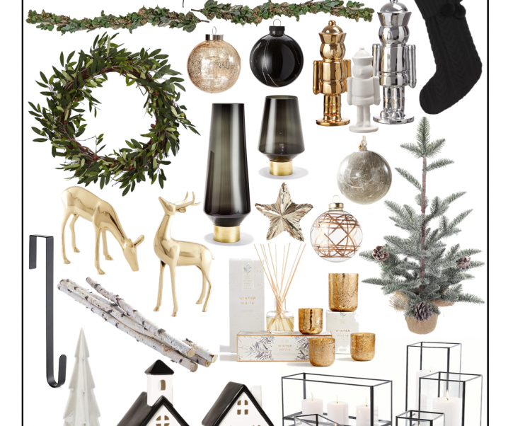 Interior Inspiration: Modern Christmas Decor